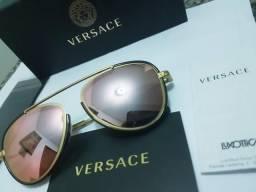 Óculos versace 2193 nota fiscal semi novo