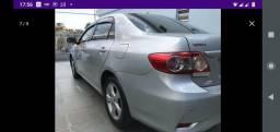 Toyota Corolla 1.8 16v flex gl automático - 2012