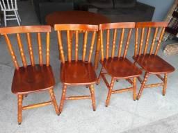 Cadeira NOVA madeira VALOR UNITÁRIO