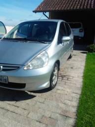 Honda fit ex automático - 2007