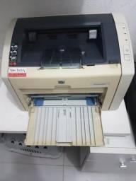 Impressora jato de tinta HP laser Jet 1022
