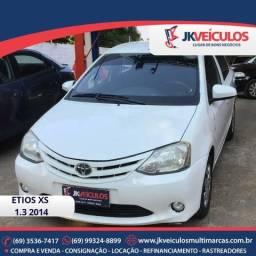 Etios 1.3 XS 2014 - 2014