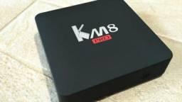 Km8 Pro Tv Box S912 Octa Core Cpu 2g Ram 16g Rom