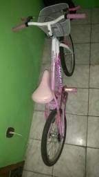 Bicicleta infantil feminina wendy
