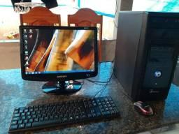 Vendo computador em bom estado e barato