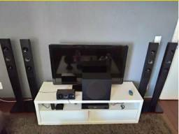 Home theater philips 1000w 5.1