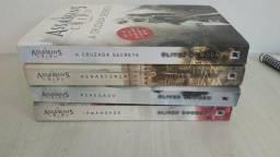 Assassin's Creed - Coleção Livros