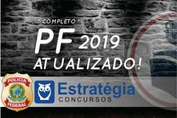 Curso Estratégia PF 2019