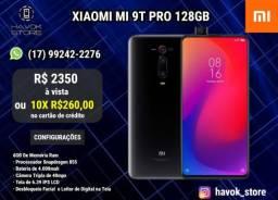 Black Friday - Celular Xiaomi Mi 9T PRO 128gb Preto