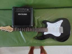 Guitarra Stringberg + Cubo Meteoro