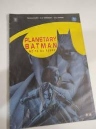 HQ Planetary e Batman