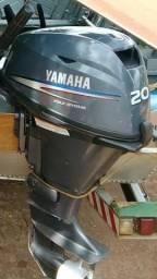 Motor 20 hp Yamaha 2012 - 2012
