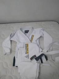 Kimono Alliance Black Ball Infantil 9898e0a382500