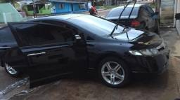New Civic Exs 2008 flex TOP de linha - 2008