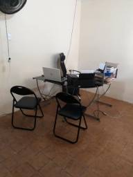 Sala de escritório de advocacia