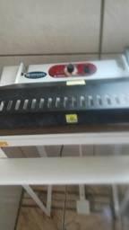 Misturela e seladora de embalagens