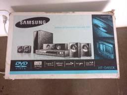 Home Theater Samsung HT-D450K Full Hd - Super Barato!