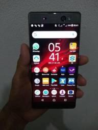 Sony XA ultra R$900 novo. tela de 6 polegadas celular top