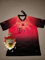 Camisa time de futebol original - tenho vários times - só tamanho M e G 20f0d09494231