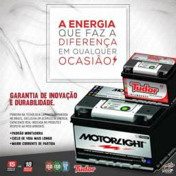 Motor light 60Ah CCA470 Garantia 18 Meses