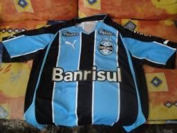 Camisa Grêmio 2010 Tamanho M. Sem uso 78daa50461792