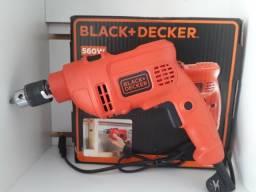 Furadeira de Impacto Blackdecker 220v