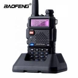 Radio Comunicador Dual Band Baofeng Uv-5r Vhf Uhf - Loja Natan Abreu