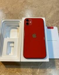 Exuberante, Poderoso ### iPhone 11 de 128 vermelho _#
