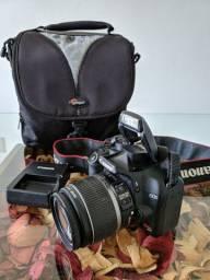 Câmera Canon xs _ lentes 15-55 mm