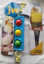 Brinquedos p/ Aves - Vários Modelos!