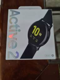 Samsung Smart Watch Active2 novo na caixa