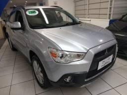 Mitsubishi asx 2012 2.0 4x2 16v gasolina 4p automÁtico