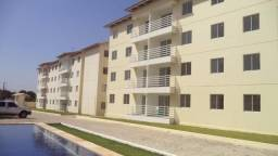 Apartamento com 3 dormitórios para alugar, 63 m² por R$ 759,00/mês - Tamatanduba - Eusébio