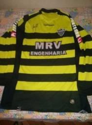 Camisa Atletico Mineiro Goleiro Danrlei