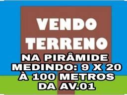 TROCO POR CARRO OU VENDO TERRENO DE FORMA PARCELADA R$15MIL