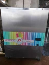 Máquina de sorvete de picolé super nova