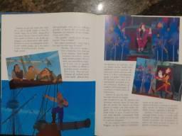 Livro em Inglês, Walt Disney Pocahontas