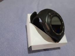 Relogio Inteligente Smartwatch V8 Android Ios Bluetooth Chip