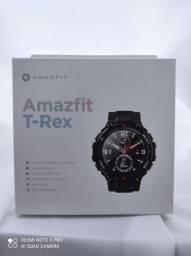 Amazfit T-Rex da Xiaomi..Tooop 12 Certificações militares.. Novo lacrado
