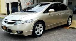 New Civic 1.8 LXS Automático 2010 Licenciado até 12/2020