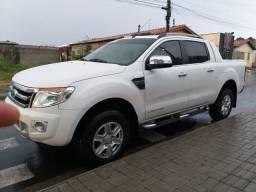 Ford Ranger CD Limited 2.5 Flex 2015 FAÇO TROCA - 2015