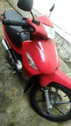 Moto Biz 125+ Vermelha - 2007
