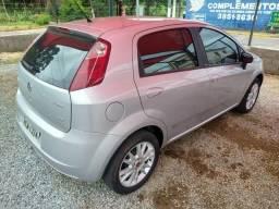 Vendo Fiat Punto Top - Carro pouquíssimo rodado ! - 2011