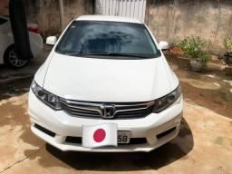 Honda Civic LXS 1.8 Flex - 2014/2015 - Automático - Muito Novo! - 2015