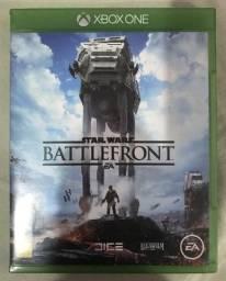 Star wars Battlefront - xbox one comprar usado  Rio de Janeiro