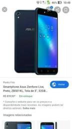 Zenfone live L1 Asus