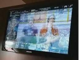 Tv 32p samsung com imagem dupla