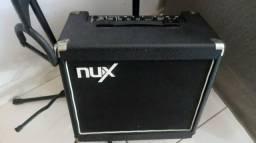 Amplificador cubo Guitarra Nux 30w