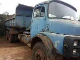 Caminhão Caçamba M.Benz 1113 - ano 74
