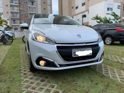 Peugeot 208 allure 1.2 flex 16/17 - 2017